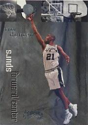 1998-99 SkyBox Thunder #101 Tim Duncan