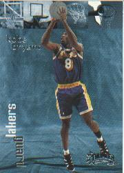 1998-99 SkyBox Thunder #108 Kobe Bryant