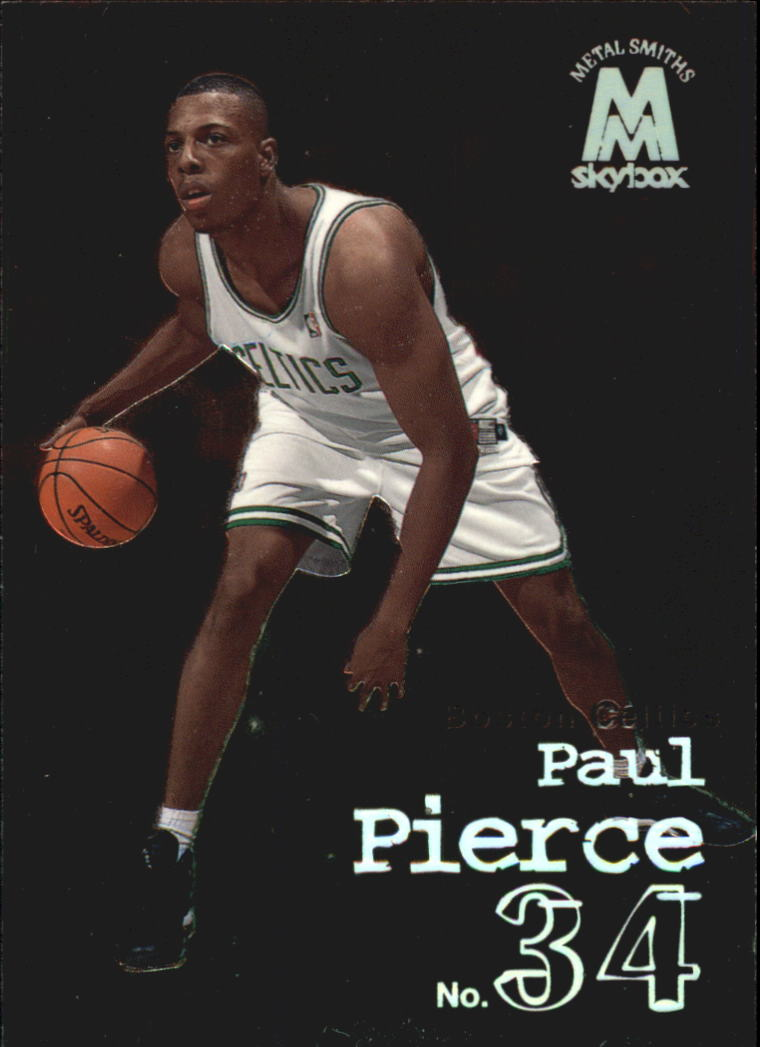 1998-99 SkyBox Molten Metal #91 Paul Pierce RC