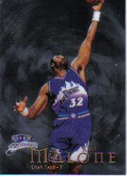 1998-99 Fleer Brilliants #75 Karl Malone