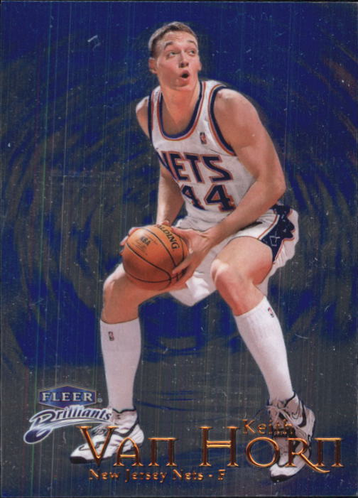 1998-99 Fleer Brilliants #90 Keith Van Horn
