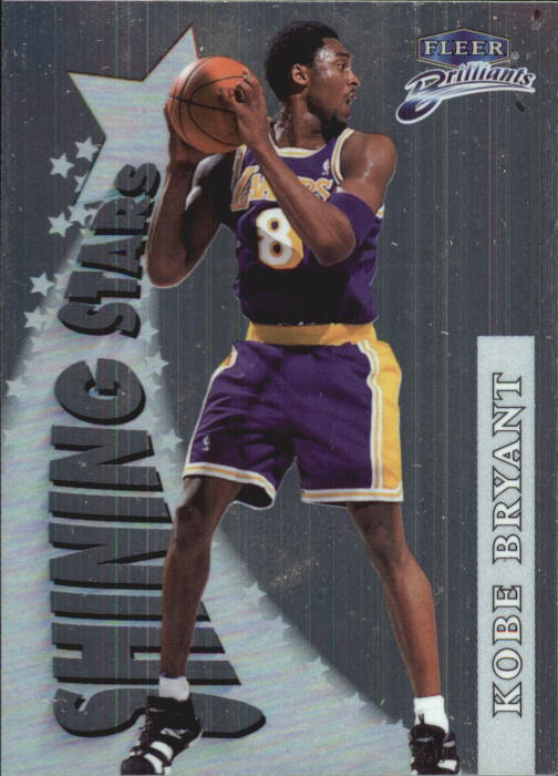 1998-99 Fleer Brilliants Shining Stars #14 Kobe Bryant