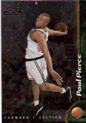 1998-99 Finest No Protectors #235 Paul Pierce