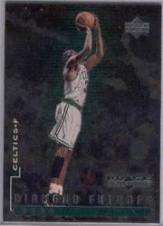 1998-99 Black Diamond Quadruple Diamond #101 Paul Pierce