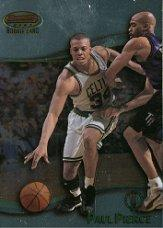 1998-99 Bowman's Best #110 Paul Pierce RC