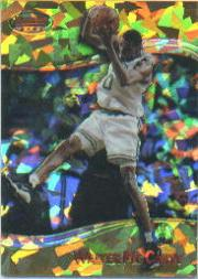 1998-99 Bowman's Best Atomic Refractors #58 Walter McCarty
