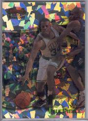1998-99 Bowman's Best Atomic Refractors #110 Paul Pierce