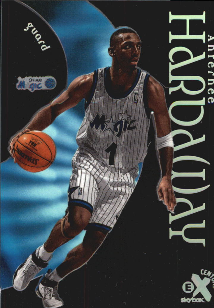 1998-99 E-X Century #17 Tracy McGrady