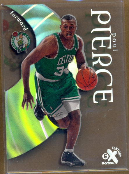 1998-99 E-X Century #82 Paul Pierce RC