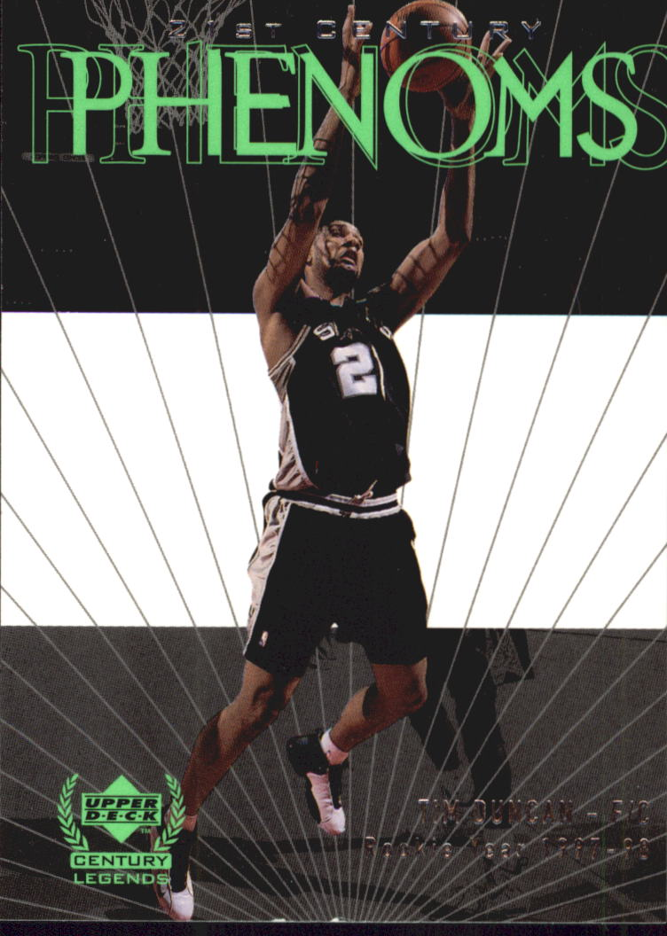 1999 Upper Deck Century Legends #58 Kevin Garnett