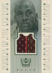 1999 Upper Deck Century Legends Jerseys of the Century #MJ Michael Jordan