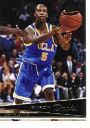 1999 Press Pass SE #3 Baron Davis