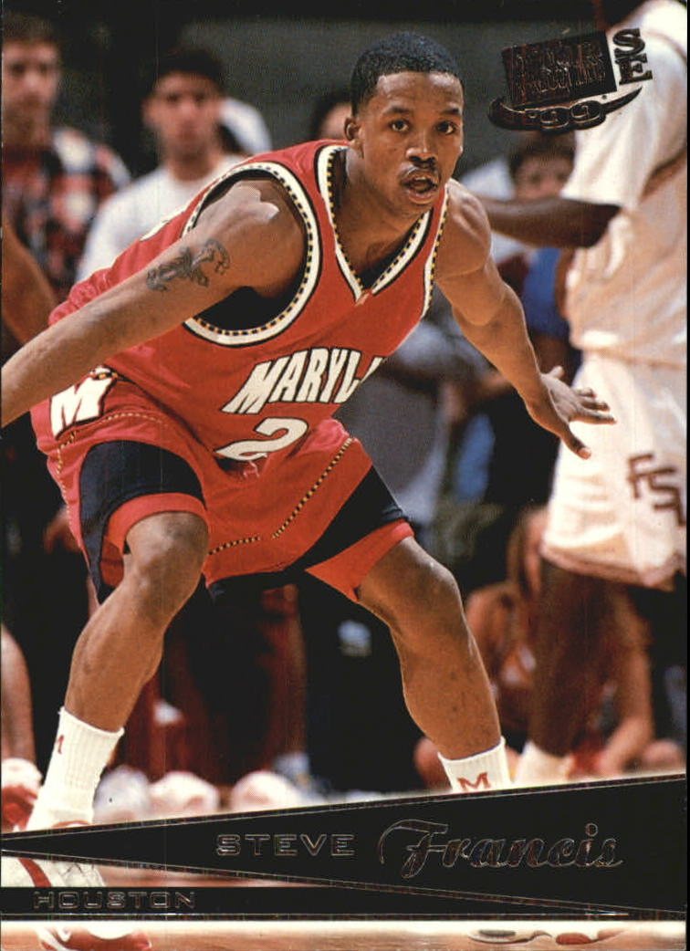 1999 Press Pass SE Alley Oop #2 Steve Francis