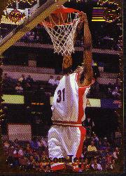 1999 Collector's Edge Rookie Rage #41 Jason Terry
