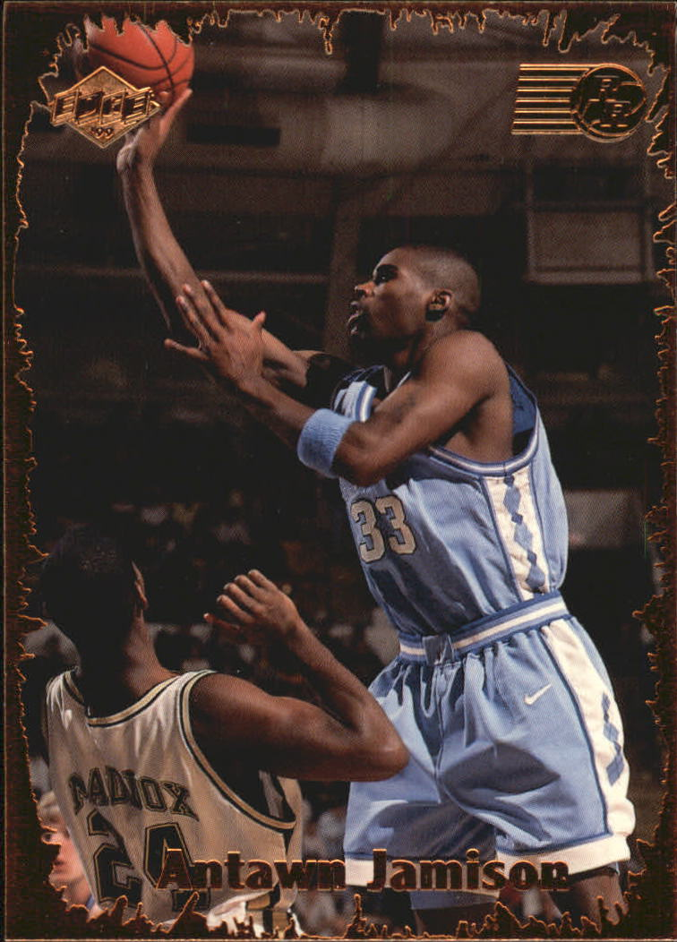 1999 Collector's Edge Rookie Rage #48 Antawn Jamison