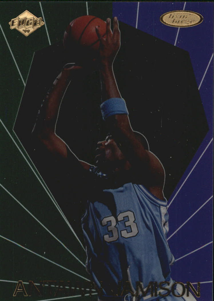 1999 Collector's Edge Rookie Rage Livin' Large #LL3 Antawn Jamison