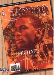 1999 Upper Deck Michael Jordan Retirement #20 Michael Jordan/Hoop 6/98