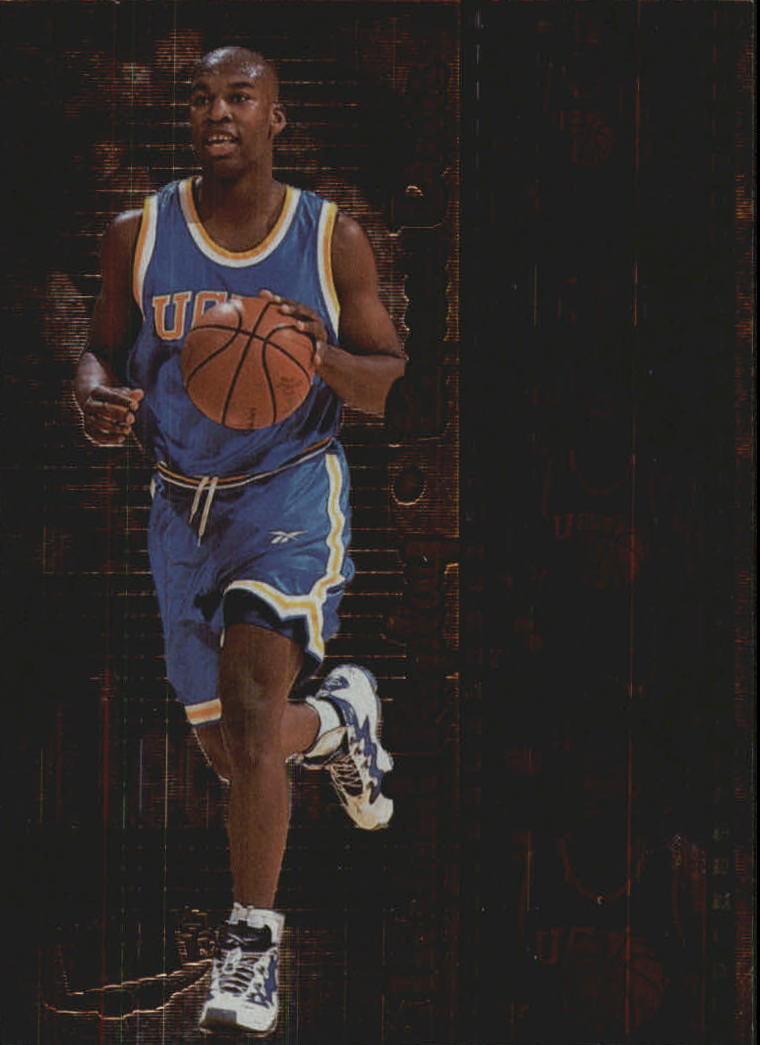 1999 Press Pass SE Instant Replay #IR3 Baron Davis