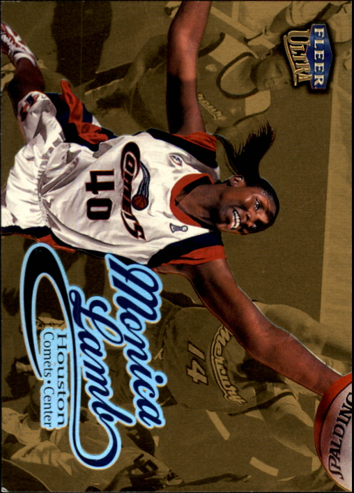 1999 Ultra WNBA #60 Monica Lamb RC
