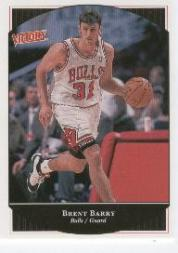 1999-00 Upper Deck Victory #33 Brent Barry