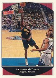 1999-00 Upper Deck Victory #61 Antonio McDyess