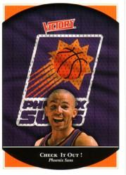 1999-00 Upper Deck Victory #197 Jason Kidd CL