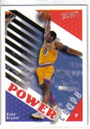 1999-00 Upper Deck Victory #348 Kobe Bryant PC