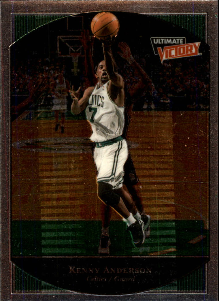 1999-00 Ultimate Victory #4 Kenny Anderson