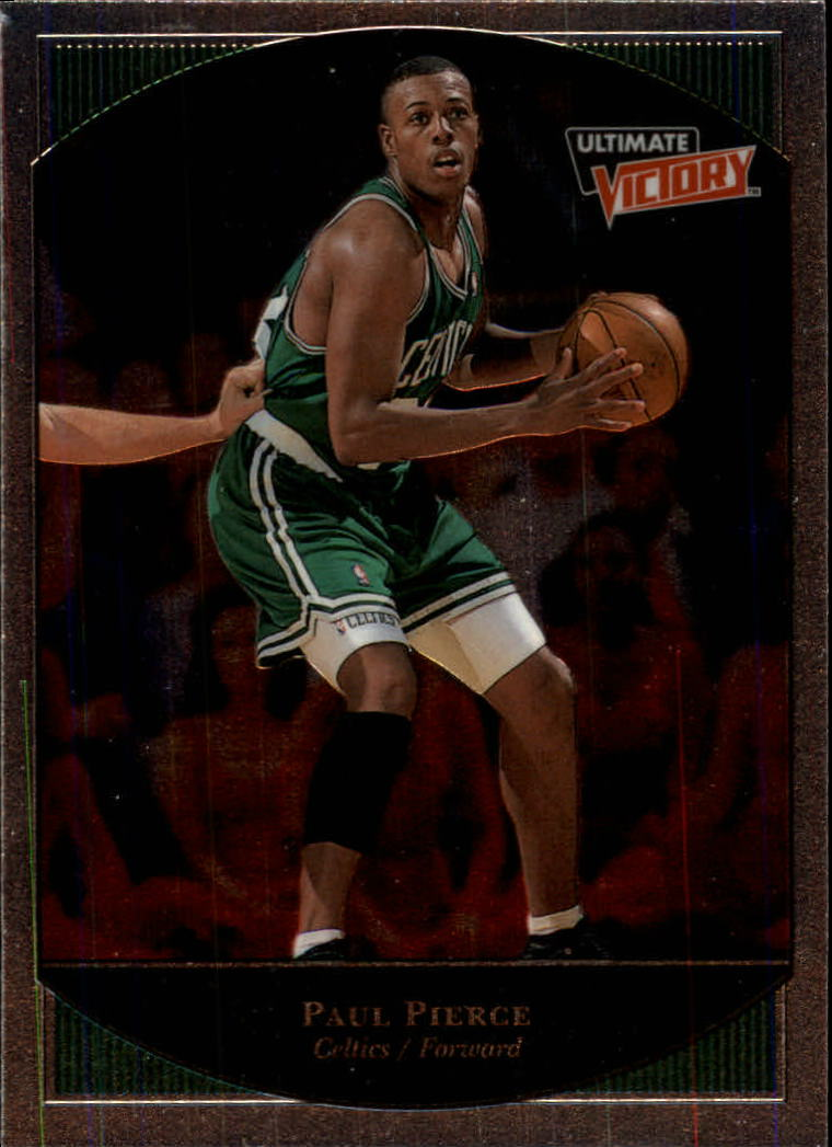 1999-00 Ultimate Victory #6 Paul Pierce