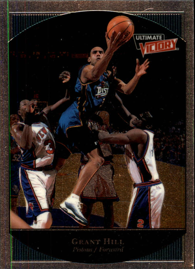 1999-00 Ultimate Victory #22 Grant Hill