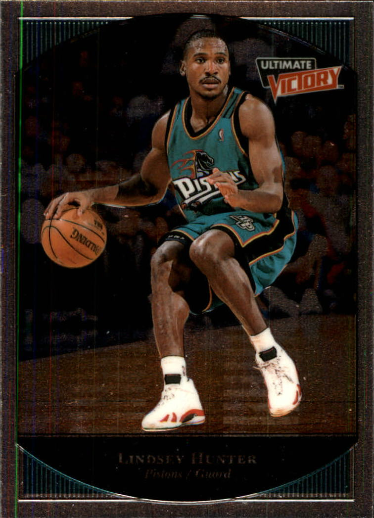 1999-00 Ultimate Victory #23 Lindsey Hunter