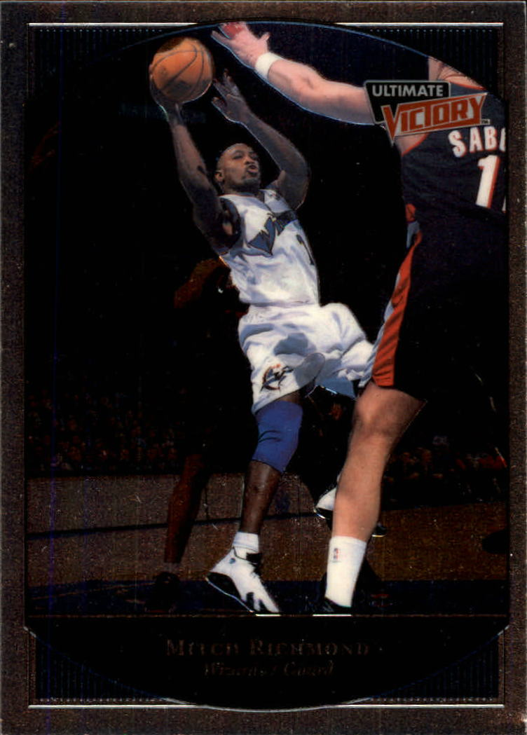 1999-00 Ultimate Victory #90 Mitch Richmond