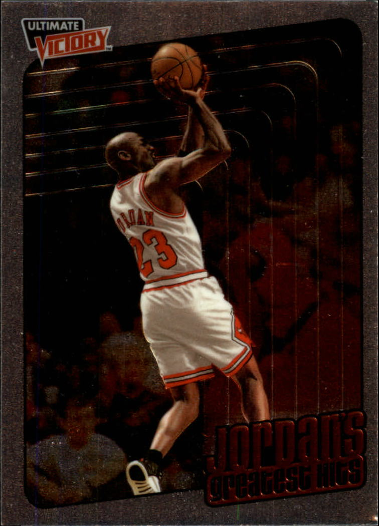 1999-00 Ultimate Victory #91 Michael Jordan GH