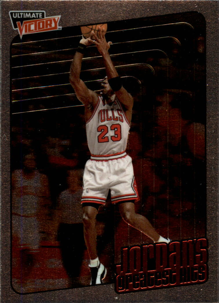 1999-00 Ultimate Victory #92 Michael Jordan GH