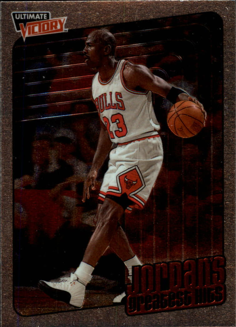 1999-00 Ultimate Victory #93 Michael Jordan GH