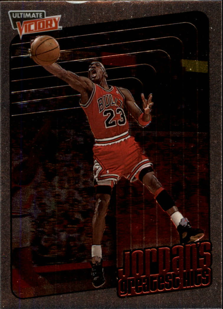 1999-00 Ultimate Victory #94 Michael Jordan GH
