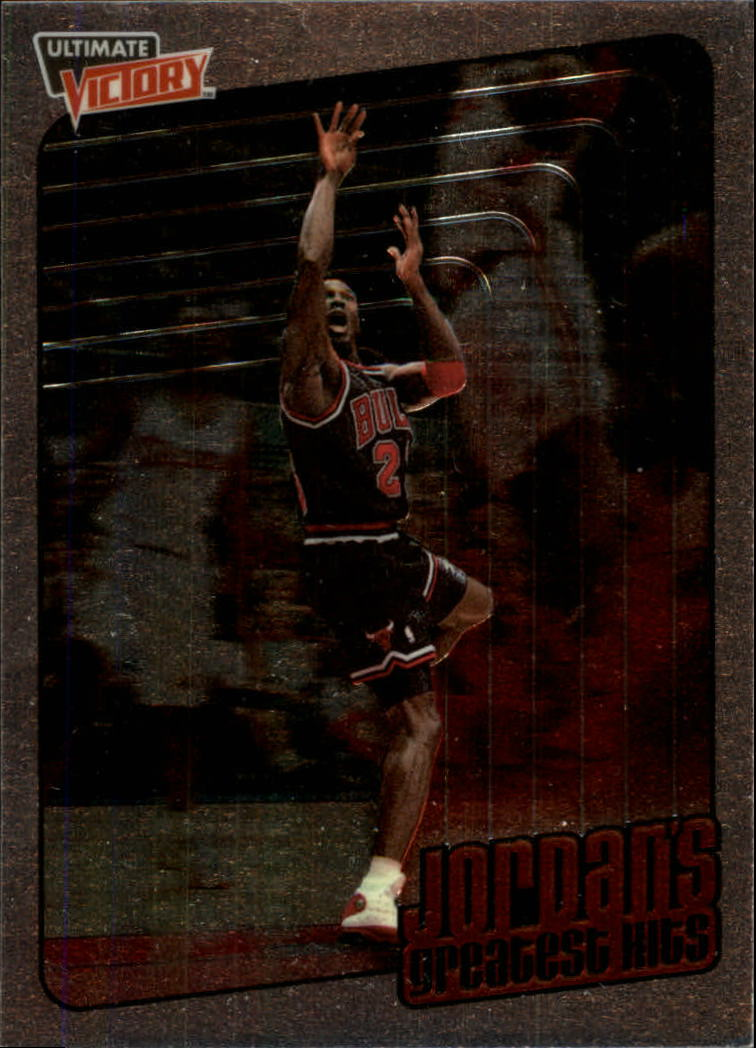 1999-00 Ultimate Victory #95 Michael Jordan GH