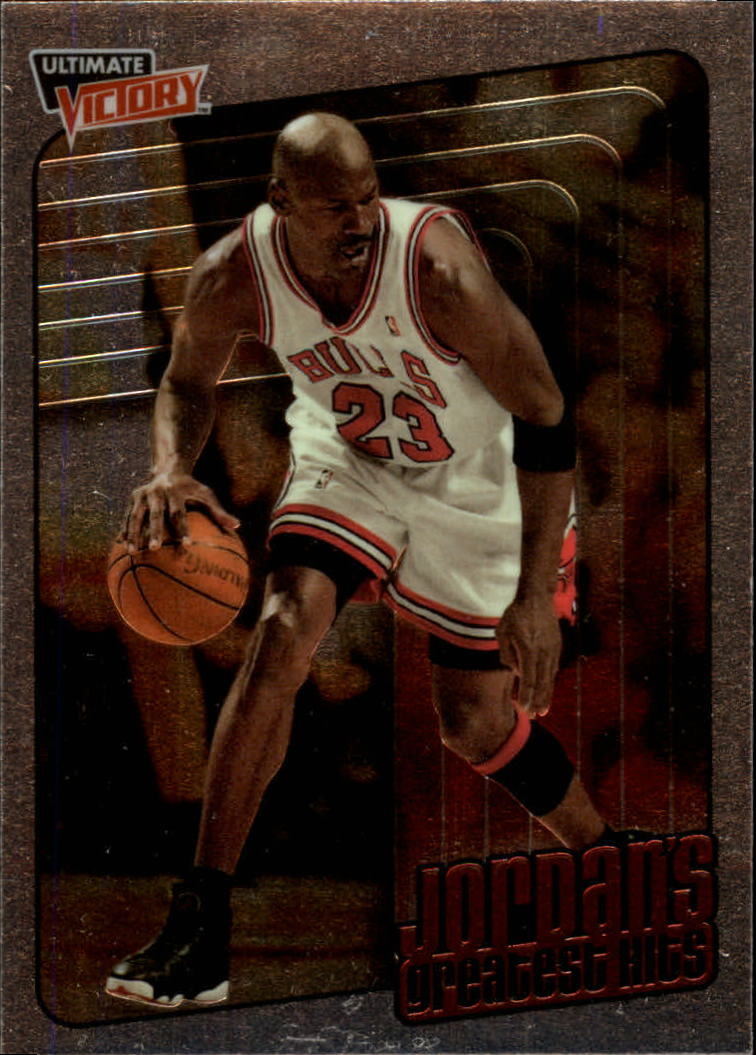 1999-00 Ultimate Victory #96 Michael Jordan GH