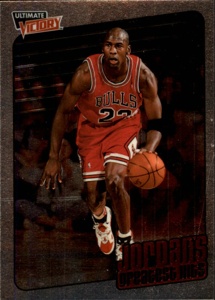 1999-00 Ultimate Victory #97 Michael Jordan GH