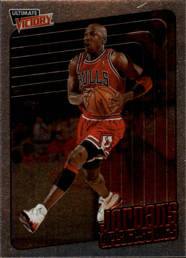 1999-00 Ultimate Victory #98 Michael Jordan GH