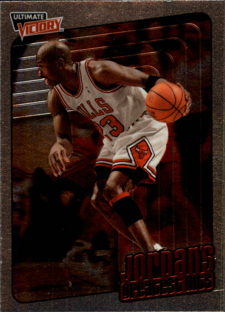 1999-00 Ultimate Victory #99 Michael Jordan GH