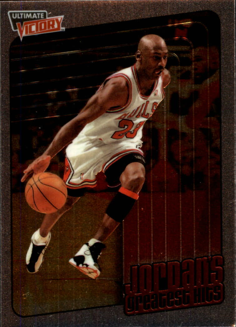 1999-00 Ultimate Victory #100 Michael Jordan GH