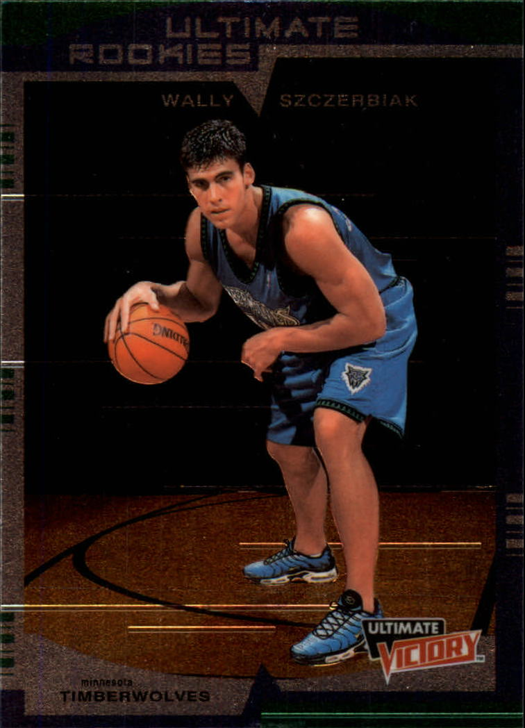1999-00 Ultimate Victory #126 Wally Szczerbiak RC