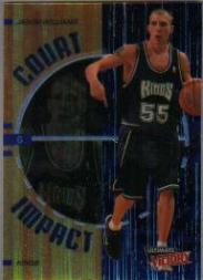 1999-00 Ultimate Victory Court Impact #C6 Jason Williams