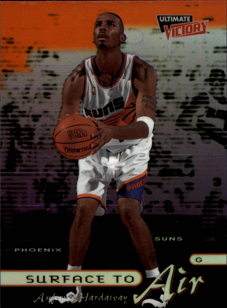 1999-00 Ultimate Victory Surface to Air #SA4 Anfernee Hardaway