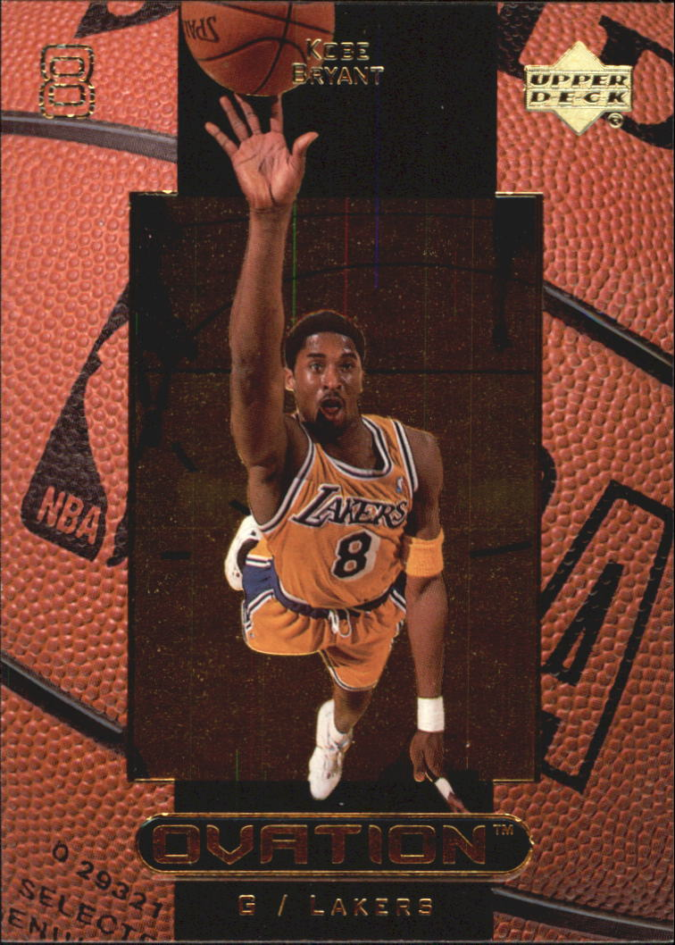 1999-00 Upper Deck Ovation #26 Kobe Bryant