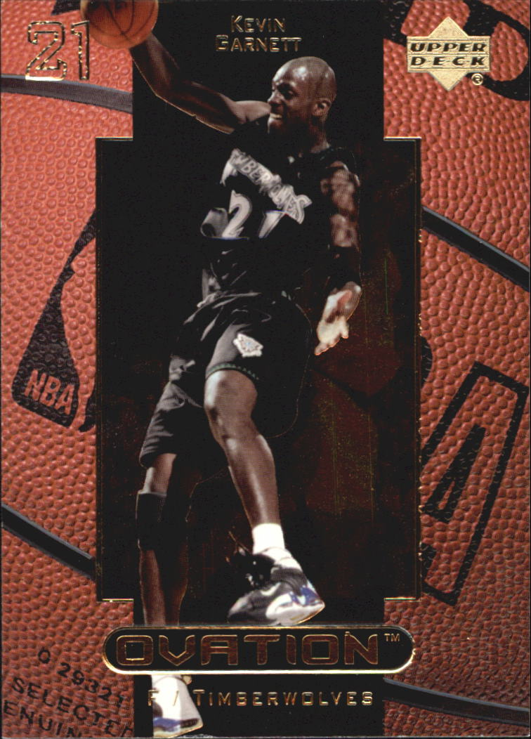 1999-00 Upper Deck Ovation #32 Kevin Garnett