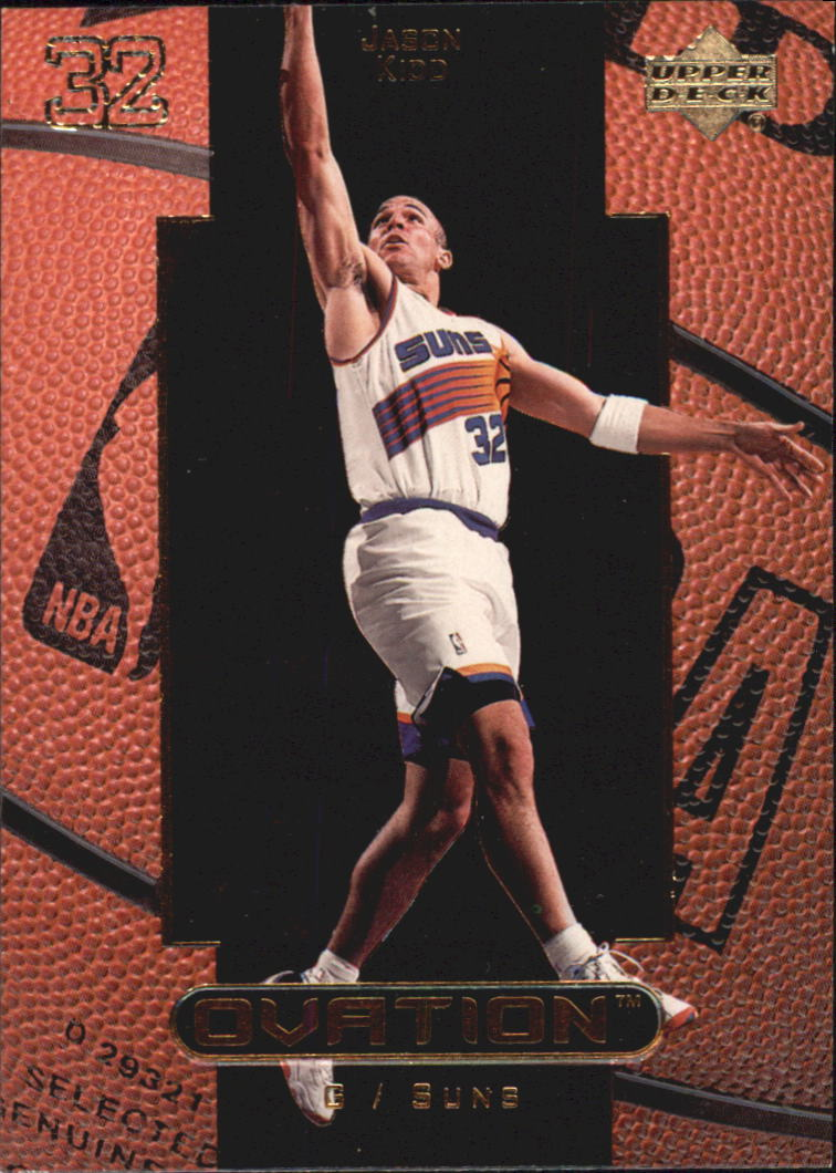 1999-00 Upper Deck Ovation #42 Jason Kidd