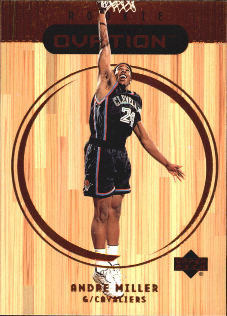 1999-00 Upper Deck Ovation #68 Andre Miller RC