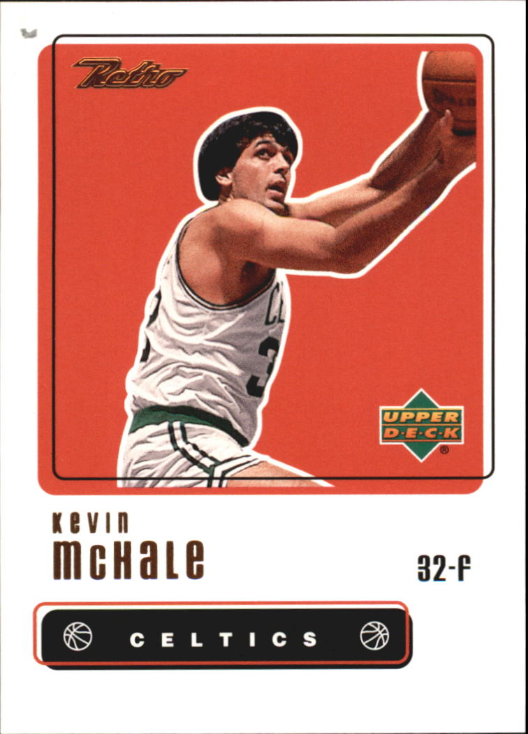 1999-00 Upper Deck Retro #57 Kevin McHale